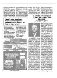 Maritime Reporter Magazine, page 46,  Mar 1989 New Jersey