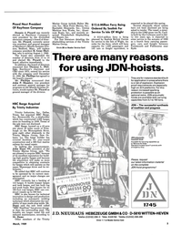 Maritime Reporter Magazine, page 3,  Mar 1989 Mississippi
