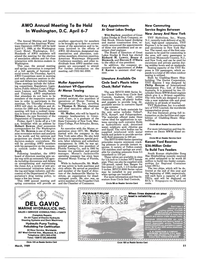 Maritime Reporter Magazine, page 51,  Mar 1989 Connecticut