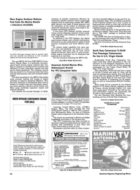 Maritime Reporter Magazine, page 52,  Mar 1989 Texas