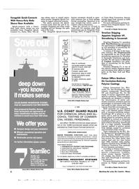 Maritime Reporter Magazine, page 6,  Mar 1989 Pennsylvania