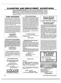 Maritime Reporter Magazine, page 98,  Apr 1989