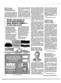 Maritime Reporter Magazine, page 14,  Apr 1989 Florida