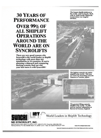 Maritime Reporter Magazine, page 25,  Apr 1989
