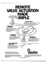 Maritime Reporter Magazine, page 1,  Apr 1989 Teleflex
