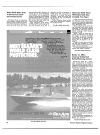 Maritime Reporter Magazine, page 44,  Apr 1989 thermal and chemical degradation