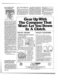 Maritime Reporter Magazine, page 47,  Apr 1989