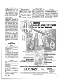 Maritime Reporter Magazine, page 53,  Apr 1989