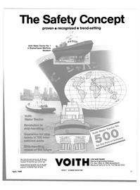 Maritime Reporter Magazine, page 65,  Apr 1989