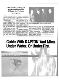 Maritime Reporter Magazine, page 66,  Apr 1989