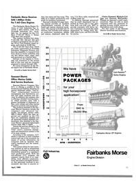 Maritime Reporter Magazine, page 71,  Apr 1989