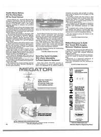 Maritime Reporter Magazine, page 72,  Apr 1989 Ohio