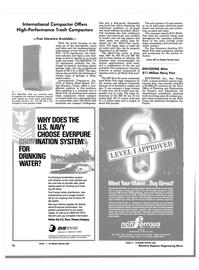 Maritime Reporter Magazine, page 74,  Apr 1989 Illinois