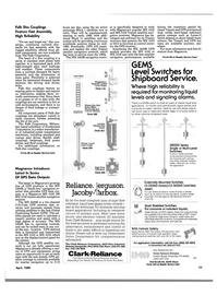 Maritime Reporter Magazine, page 75,  Apr 1989