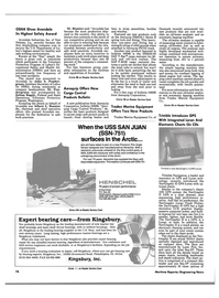Maritime Reporter Magazine, page 76,  Apr 1989
