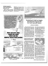 Maritime Reporter Magazine, page 78,  Apr 1989 Cruise Line