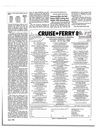 Maritime Reporter Magazine, page 81,  Apr 1989 New York