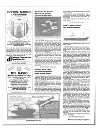 Maritime Reporter Magazine, page 82,  Apr 1989