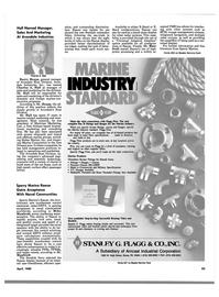 Maritime Reporter Magazine, page 83,  Apr 1989 Swedish Navy