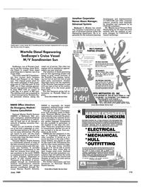Maritime Reporter Magazine, page 107,  Jun 1989 New York