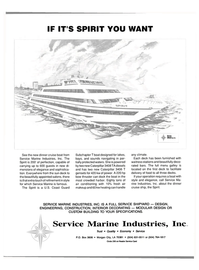 Maritime Reporter Magazine, page 3rd Cover,  Jun 1989 food