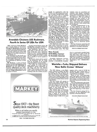 Maritime Reporter Magazine, page 10,  Jun 1989 Albert L. Bossier Jr.
