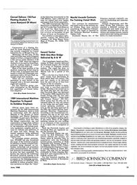 Maritime Reporter Magazine, page 11,  Jun 1989 Washington