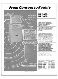 Maritime Reporter Magazine, page 13,  Jun 1989 radar systems