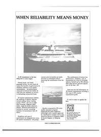 Maritime Reporter Magazine, page 29,  Jun 1989 inspection technology