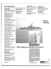Maritime Reporter Magazine, page 49,  Jun 1989 Virginia