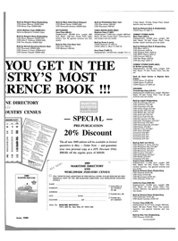 Maritime Reporter Magazine, page 53,  Jun 1989 John C. Calhoun