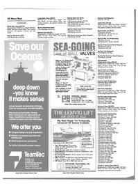 Maritime Reporter Magazine, page 54,  Jun 1989 Paul F. Foster