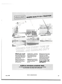Maritime Reporter Magazine, page 63,  Jun 1989 QUALITY S A