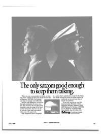 Maritime Reporter Magazine, page 81,  Jun 1989 Magnavox