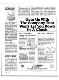 Maritime Reporter Magazine, page 83,  Jun 1989 Norshipco Brambleton