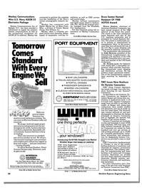 Maritime Reporter Magazine, page 84,  Jun 1989 California