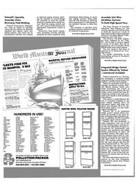 Maritime Reporter Magazine, page 86,  Jun 1989 Concordia C Queen