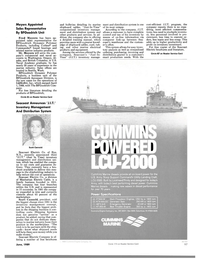 Maritime Reporter Magazine, page 93,  Jun 1989 Oregon