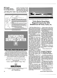 Maritime Reporter Magazine, page 8,  Jul 1989 Washington