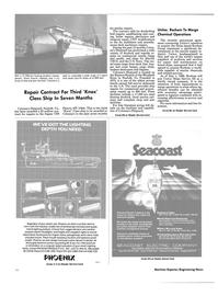Maritime Reporter Magazine, page 12,  Jul 1989 C-3432