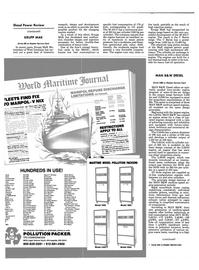 Maritime Reporter Magazine, page 18,  Jul 1989 Argus Traveler