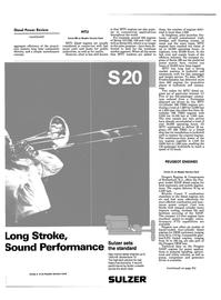 Maritime Reporter Magazine, page 20,  Jul 1989 Ricardo Comet V