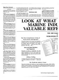 Maritime Reporter Magazine, page 28,  Jul 1989 D.C.