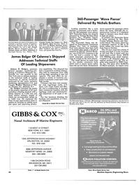 Maritime Reporter Magazine, page 42,  Jul 1989 New York