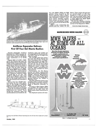 Maritime Reporter Magazine, page 9,  Oct 1989 shipboard systems