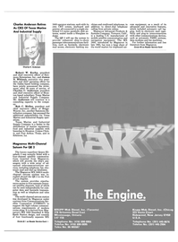 Maritime Reporter Magazine, page 23,  Oct 1989 Charles C. Anderson