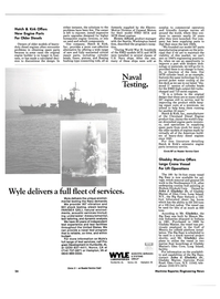 Maritime Reporter Magazine, page 24,  Oct 1989 Washington