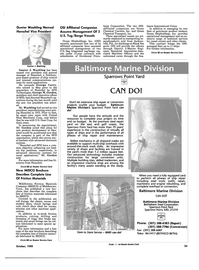Maritime Reporter Magazine, page 25,  Oct 1989 Florida