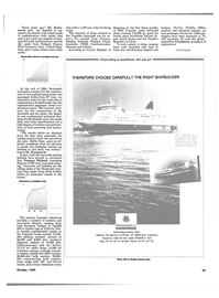 Maritime Reporter Magazine, page 29,  Oct 1989