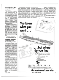 Maritime Reporter Magazine, page 31,  Oct 1989 Electrical project management